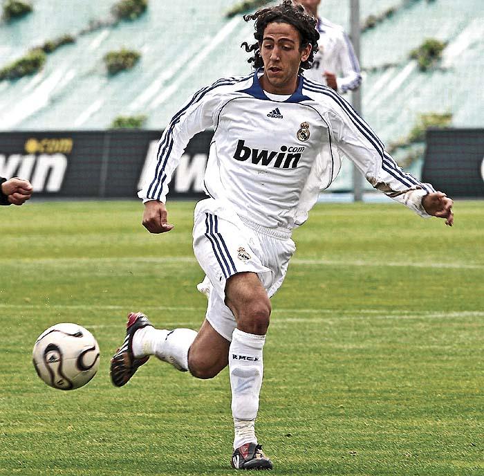jugadores que estuvieron en la cantera del Real Madrid