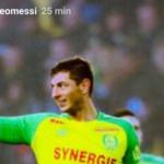 Messi pide en sus redes que no se suspenda la búsqueda de Emiliano Sala