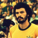 Socrates, one of the best Brazilian Soccer Players in History