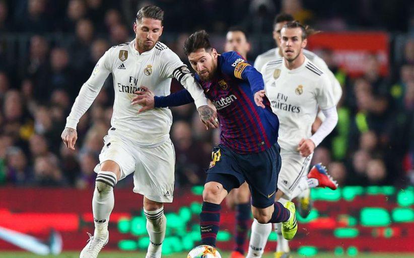 Real Madrid y Barça se jugarán la Liga y pasar a la final de Copa en 5 días