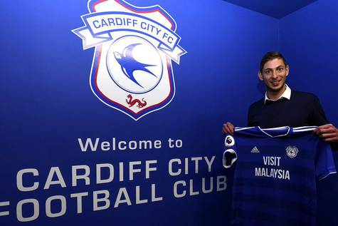 El Nantes reclama al Cardiff el traspaso de Emiliano Sala