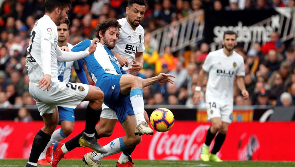 Valencia very close to reaching the historical record of the League draws