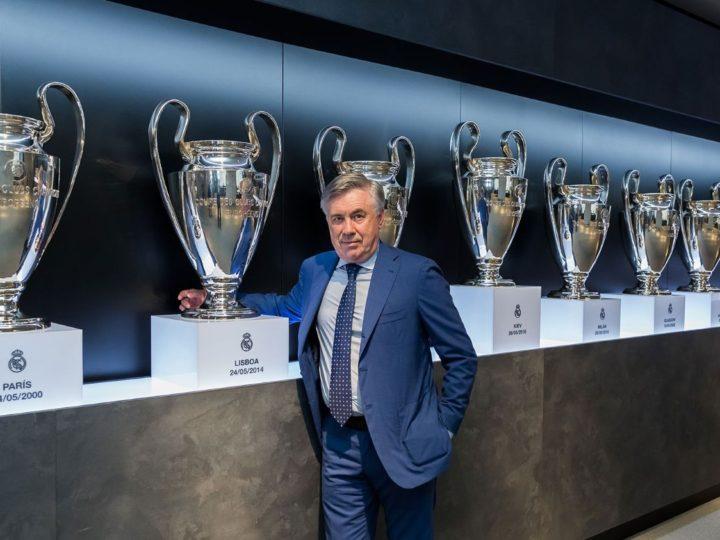 Trainer, die zu Real Madrid zurück