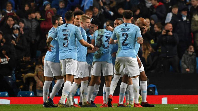 El Manchester City, favorite to win the Champions League as betting