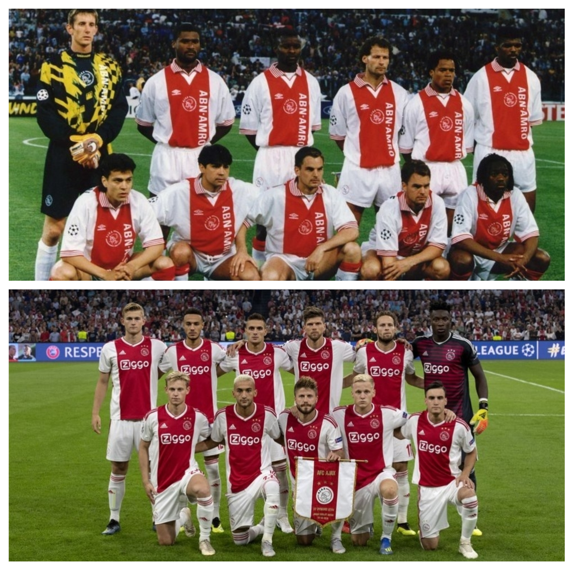 El Ajax 2019, So good as 1995?
