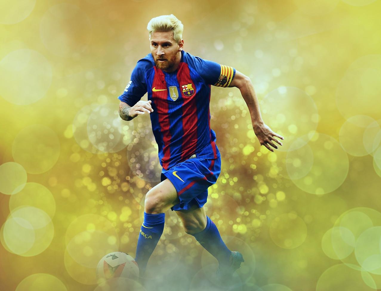 Barca hofft auf Rückkehr der Geschichte in der Welt des Fußballs zu machen