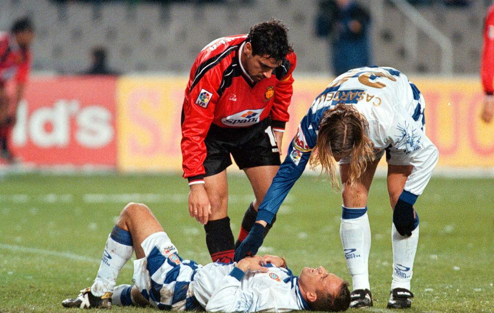 Las mayores sanciones de la historia del fútbol español