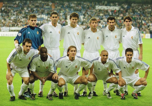 Las mejores camisetas de la historia del Real Madrid