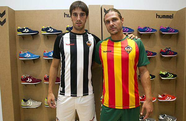 camisetas del Castellón en los 2000