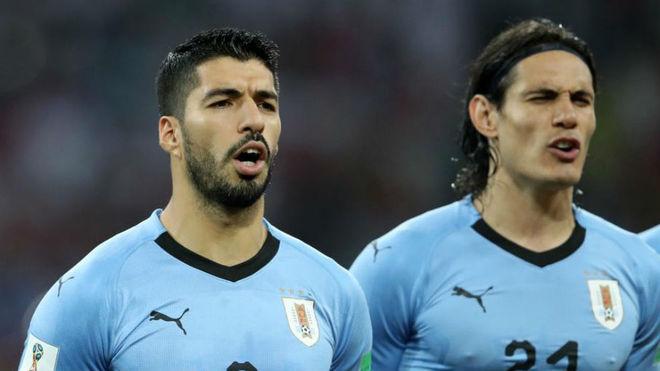 Suarez and Cavani will play the Copa America 2019