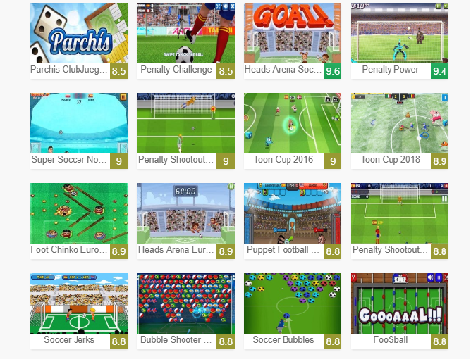 app de fútbol 2019