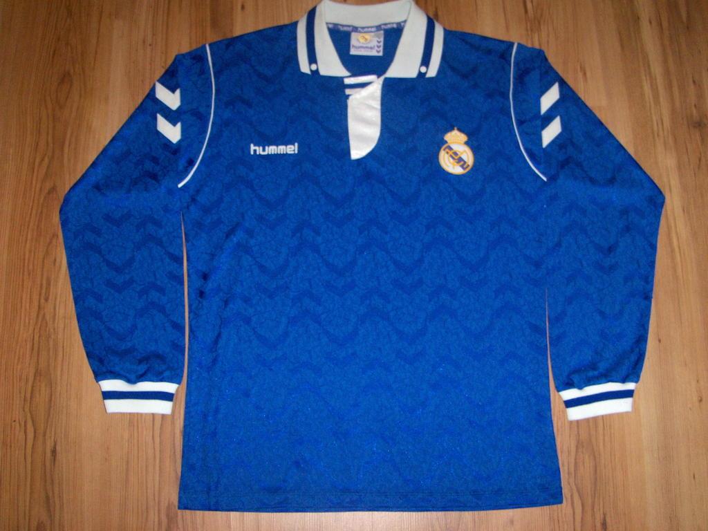 mejores camisetas de la historia del Real Madrid