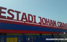 El precioso nuevo estadio Johan Cruyff ya es una realidad