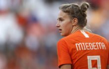 Vivianne Miedema, la máxima goleadora de la historia de Holanda a los 22 años