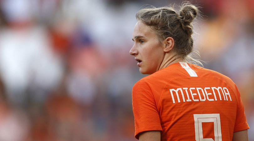 Vivianne Miedema, the top scorer in the history of the Netherlands 22 years