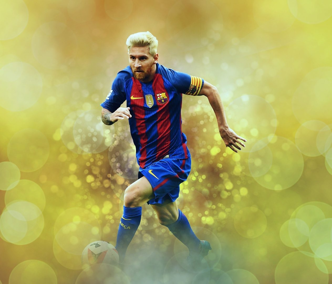 Can Barca play with those already baptized 4 fantastic?
