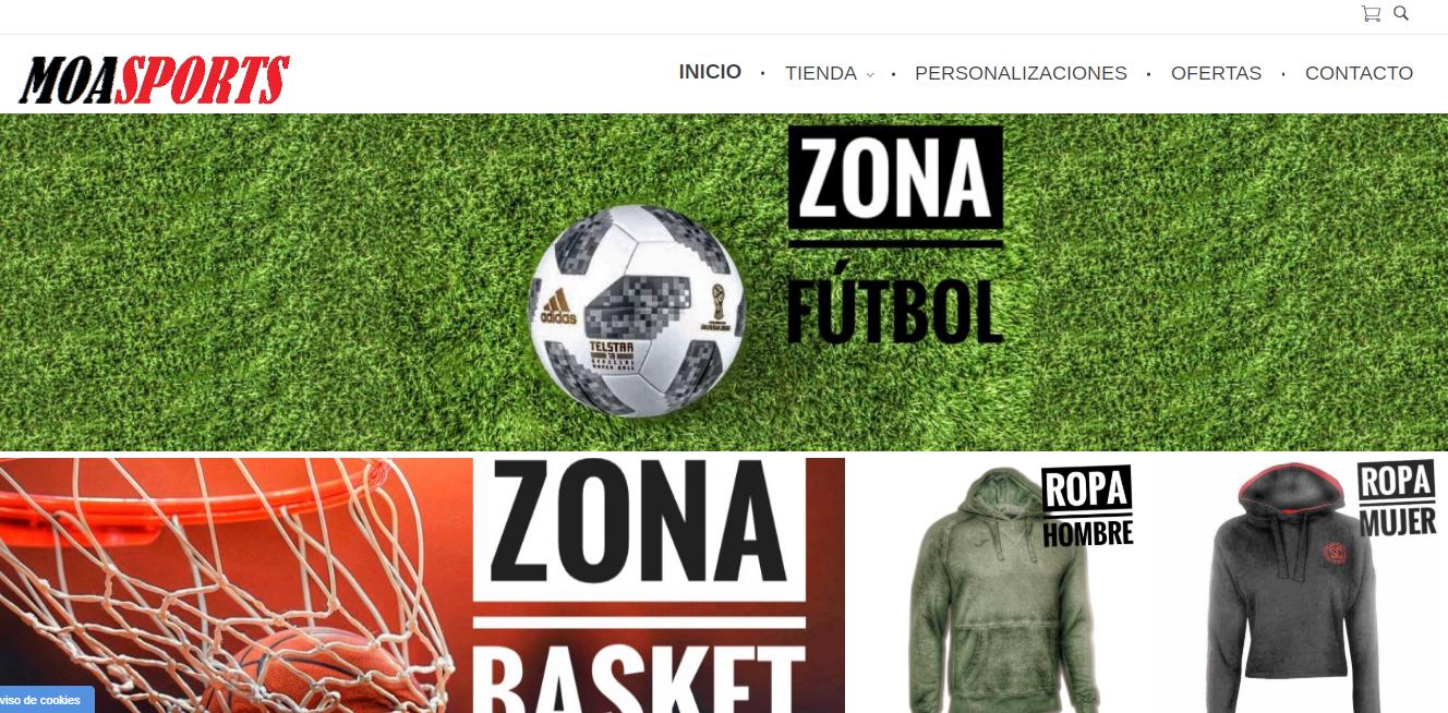 las mejores tiendas de productos de fútbol