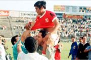 Una tarde de Junio: La camiseta roja de Perú