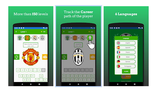 football apps on the market