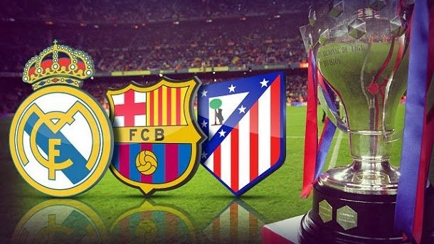 The Big Favorites To Win The Spanish League