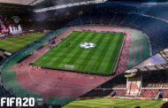FIFA brings stadiums 20