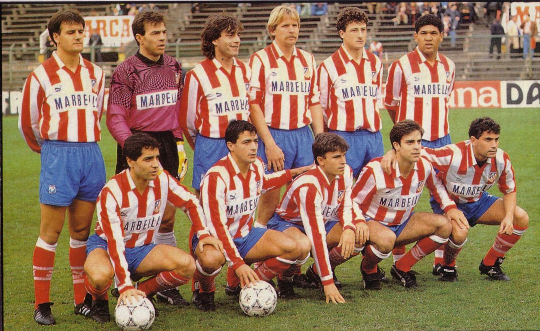 futbol de los 90