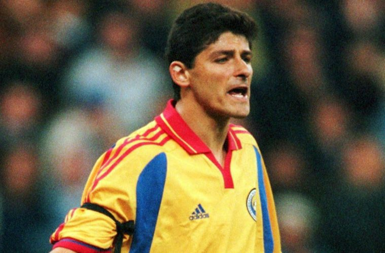 the best Romanian Soccer Players in History