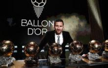 Todos los ganadores del Balón de Oro de la historia