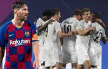 Las mayores goleadas de la historia de la Champions