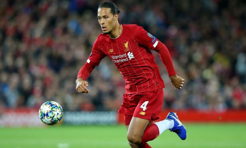 And why not Virgil van Dijk next Golden Ball?