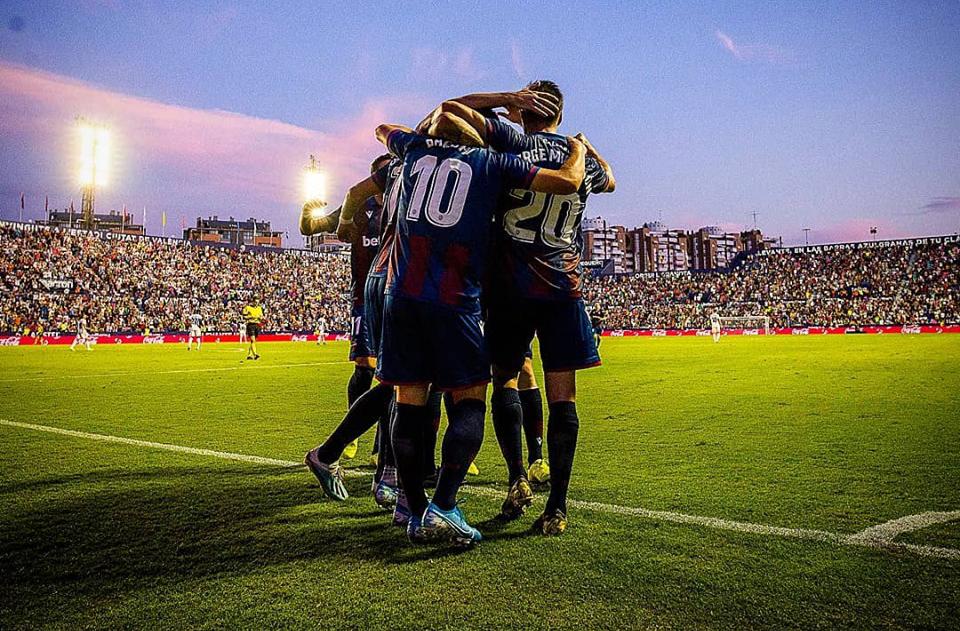La mejor década de la historia del Levante UD