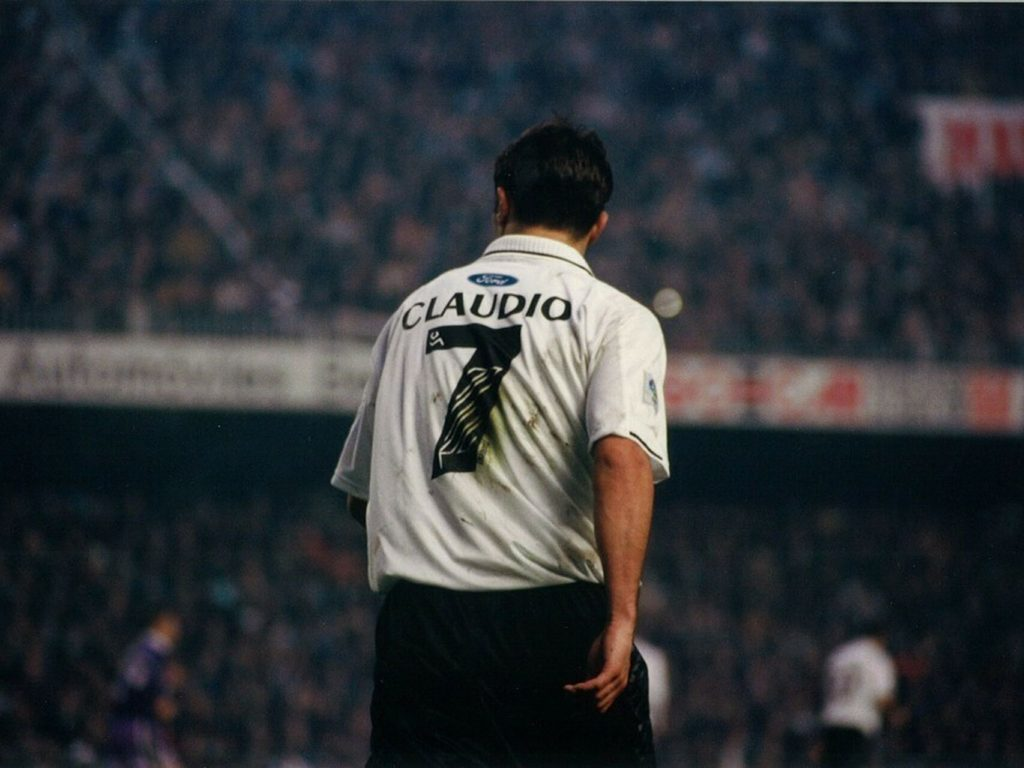 El Piojo Lopez, one legend valencianista