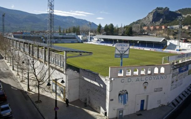 The origin of the legend of moral Alcoyano