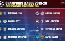 Casa de apuestas de fútbol: ¿debemos esperar más sorpresas en los octavos de final de la Champions?