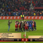 CD Mirandes is already a classic Cup King