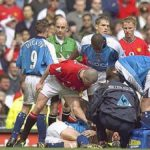 Roy Keane on purpose injured father disclosure of European football