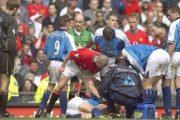 El día que Roy Keane lesionó a propósito al padre de la revelación del fútbol europeo