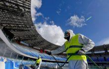 Sigue la crisis del coronavirus en el fútbol
