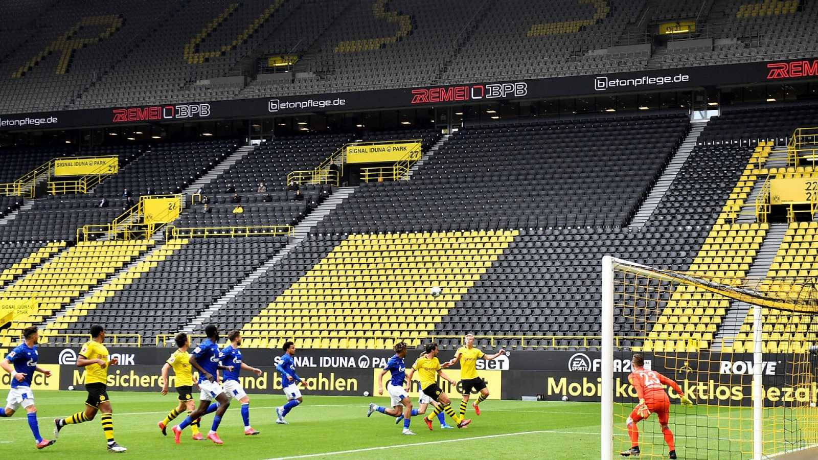 The Bundesliga leads the way to other major leagues