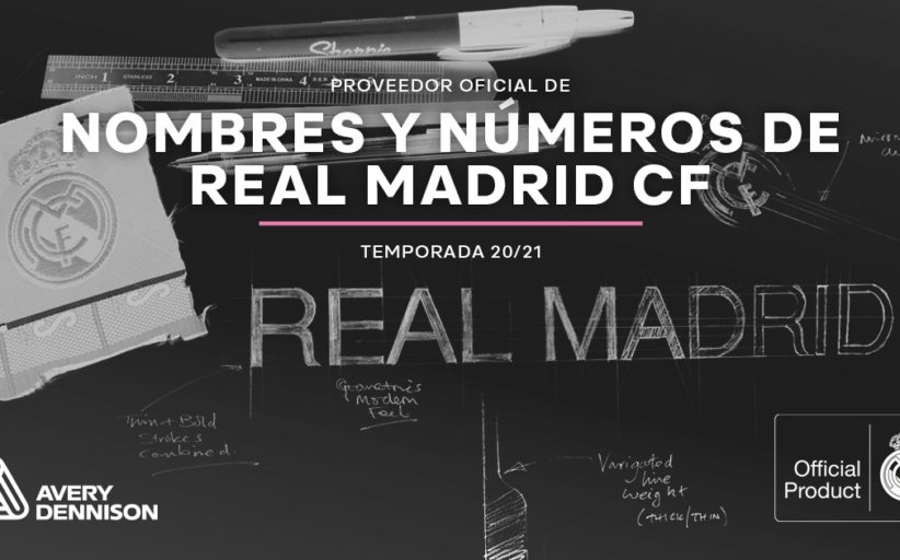 Avery Dennison and Real Madrid sign an agreement for sustainability
