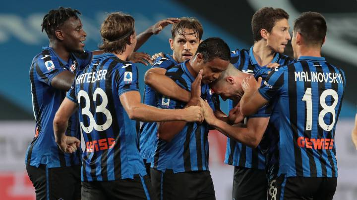 The Atalanta, the goal-scoring machine that threatens PSG