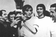 The Anglo-Italian Copa, the international trophy that lasted almost 30 years