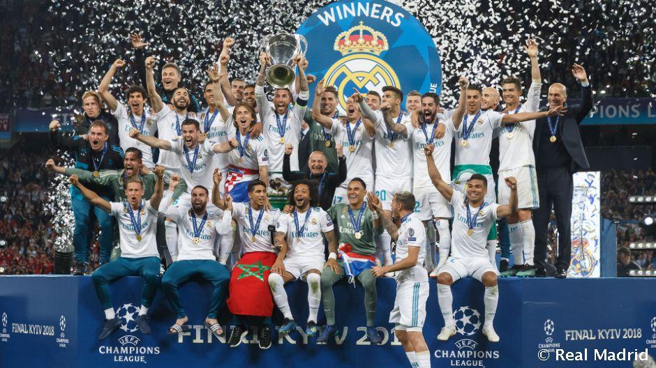 Equipos españoles con más títulos europeos