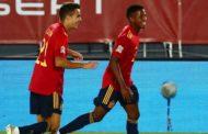Jugadores de raza negra que jugaron con España