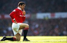 Eric Cantona talented bad boy