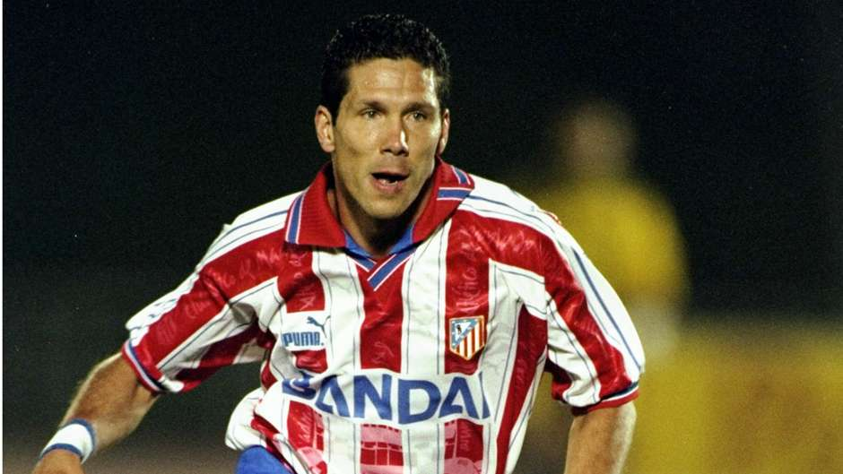 Simeone, one of the most important characters in the history of Atlético de Madrid