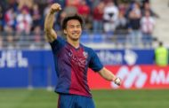 Shinji Okazaki, the Samurai of SD Huesca