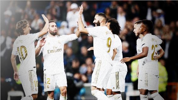 El Real Madrid iniciará la nueva temporada con un nuevo partner: easyMarkets