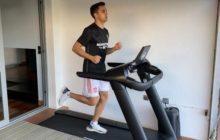 La cinta de correr, el mejor aliado para el futbolista