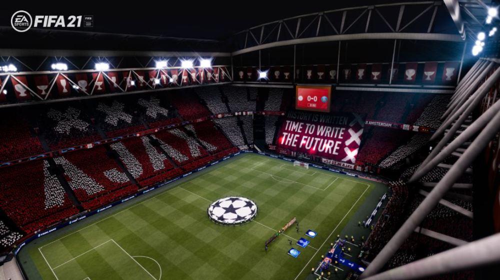 FIFA-Stadien 21